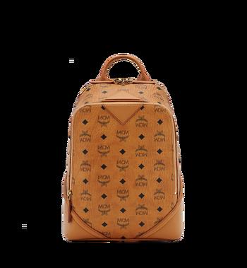 MCM Duke Backpack in Visetos MMK6SDK05CO001 AlternateView