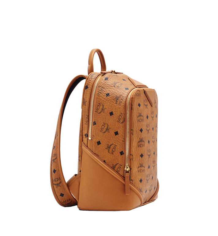MCM Duke Backpack in Visetos MMK6SDK05CO001 AlternateView2