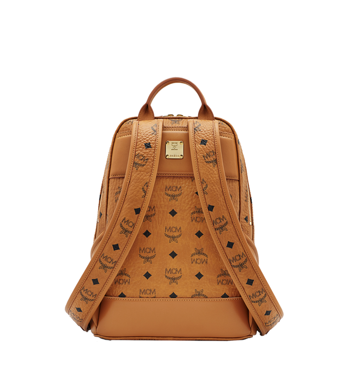 MCM Duke Backpack in Visetos MMK6SDK05CO001 AlternateView4