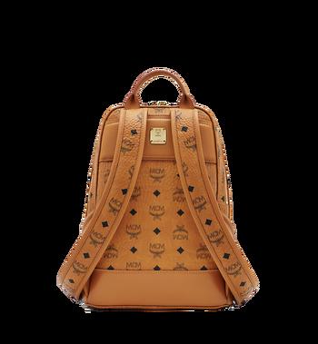 MCM Duke Backpack in Visetos MMK6SDK05CO001 AlternateView4