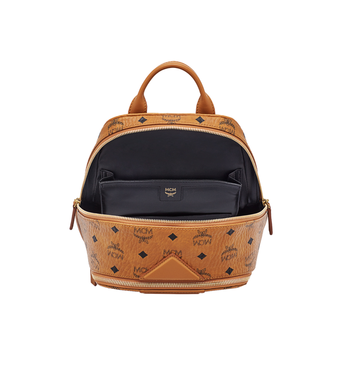 MCM Duke Backpack in Visetos MMK6SDK05CO001 AlternateView5