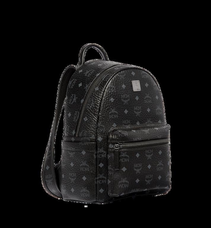 MCM Stark Classic Backpack in Visetos MMK6SVE26BK001 AlternateView2