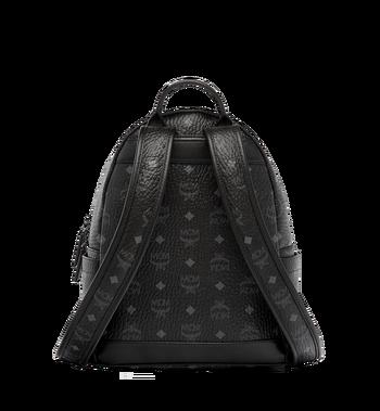 MCM Stark Classic Backpack in Visetos MMK6SVE26BK001 AlternateView4