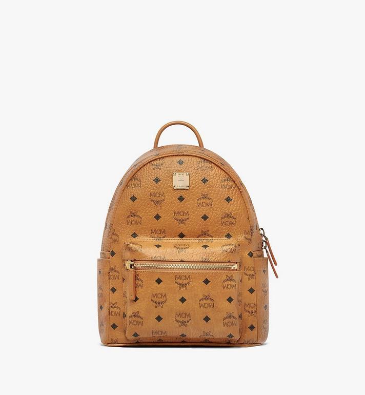 MCM Stark Classic Backpack in Visetos MMK6SVE26CO001 AlternateView