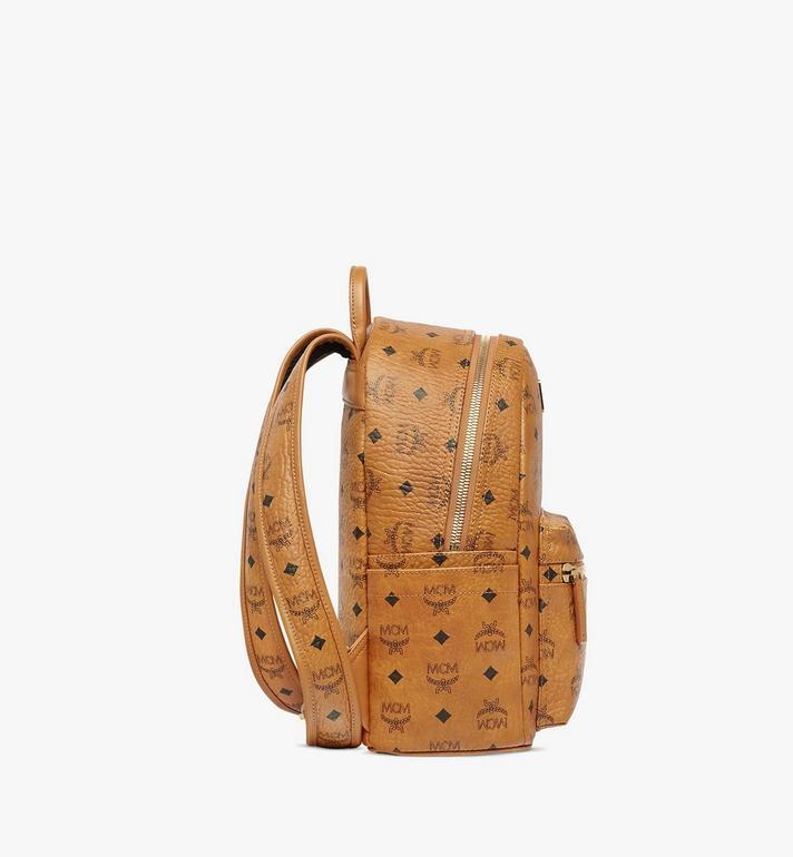 MCM Stark Classic Backpack in Visetos MMK6SVE26CO001 AlternateView2