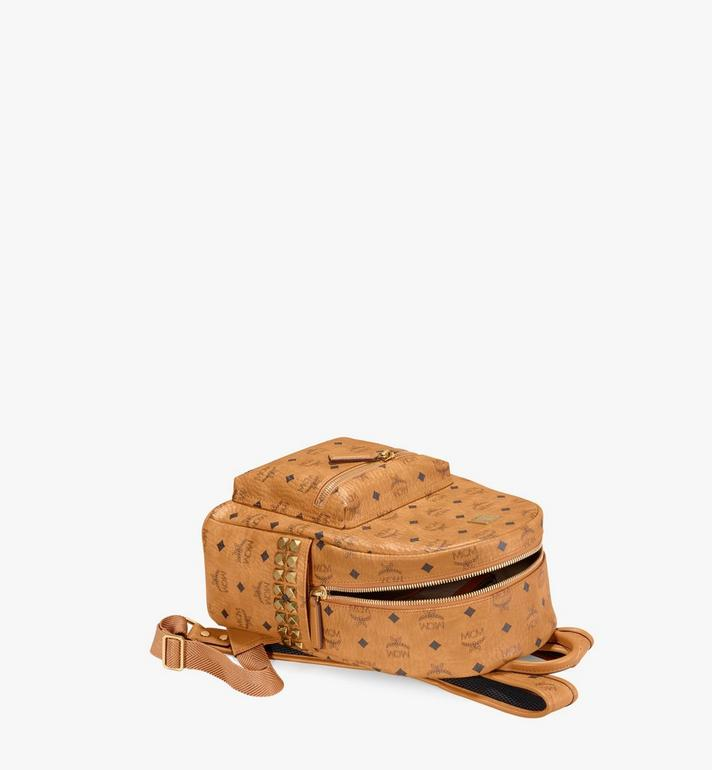MCM Stark Classic Backpack in Visetos MMK6SVE26CO001 AlternateView3