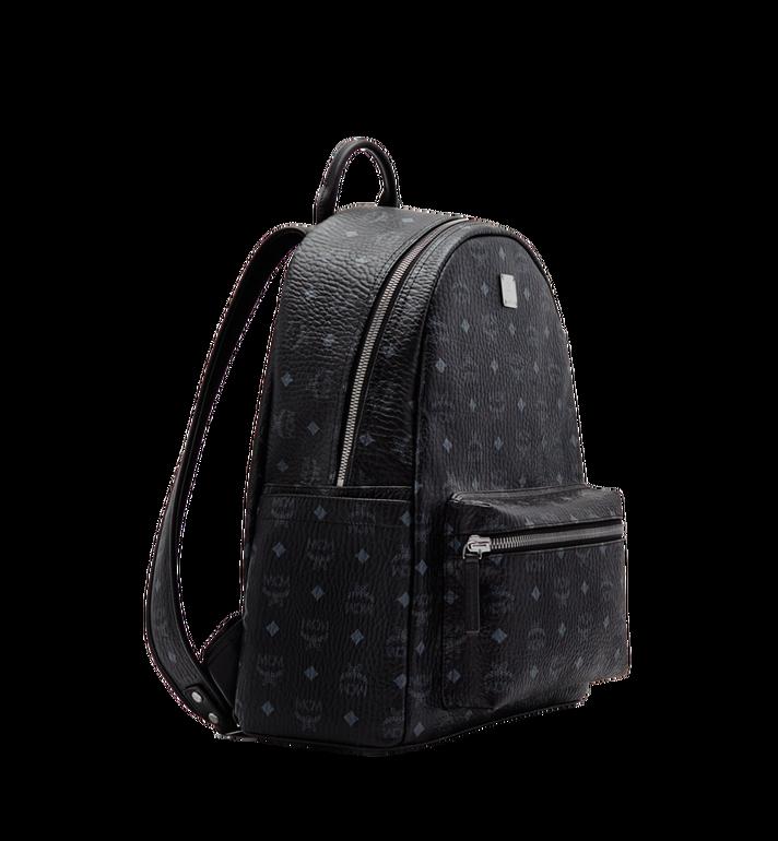 MCM Stark Classic Backpack in Visetos MMK6SVE28BK001 AlternateView2