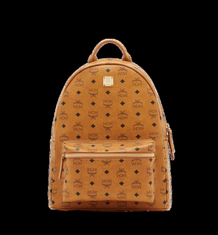 MCM Stark Classic Backpack in Visetos MMK6SVE28CO001 AlternateView