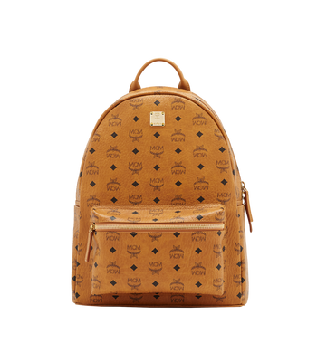 MCM Stark Classic Backpack in Visetos MMK6SVE28CO001 AlternateView