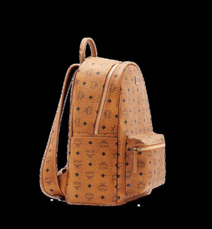 MCM Stark Classic Backpack in Visetos MMK6SVE28CO001 AlternateView2