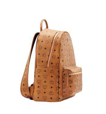 MCM Stark Classic Backpack in Visetos MMK6SVE28CO001 AlternateView2