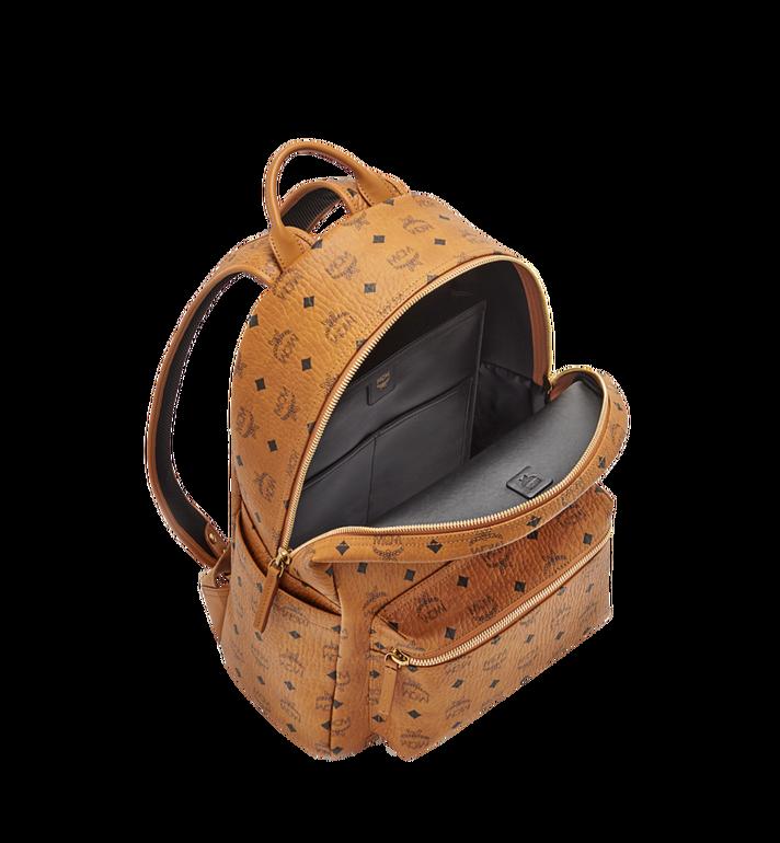 MCM Stark Classic Backpack in Visetos MMK6SVE28CO001 AlternateView5
