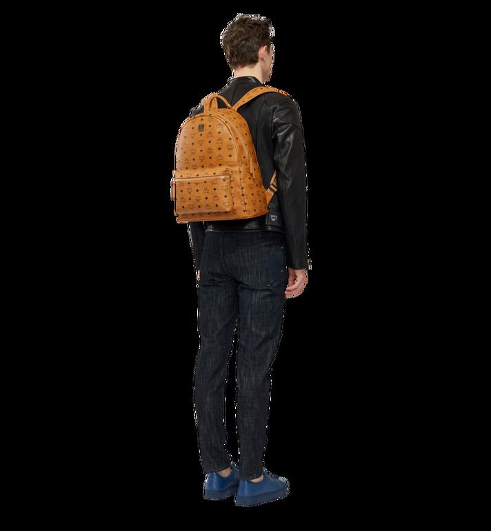 MCM Stark Classic Backpack in Visetos MMK6SVE28CO001 AlternateView6