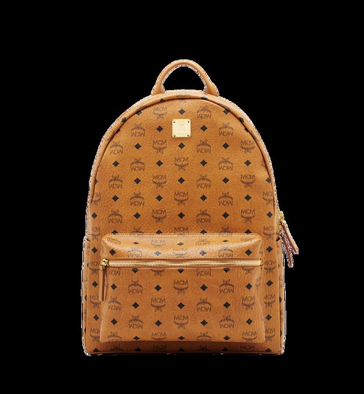 MCM Stark Classic Backpack in Visetos MMK6SVE29CO001 AlternateView
