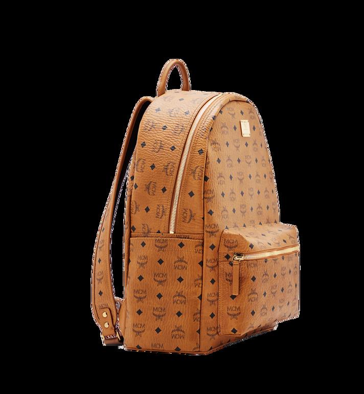 MCM Stark Classic Backpack in Visetos MMK6SVE29CO001 AlternateView2