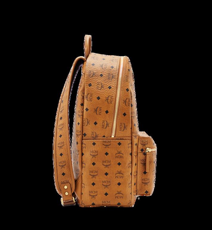 MCM Stark Classic Backpack in Visetos MMK6SVE29CO001 AlternateView3