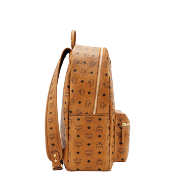 MCM Stark Classic Backpack in Visetos MMK6SVE29CO001 AlternateView3