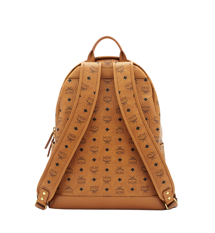 MCM Stark Classic Backpack in Visetos MMK6SVE29CO001 AlternateView4