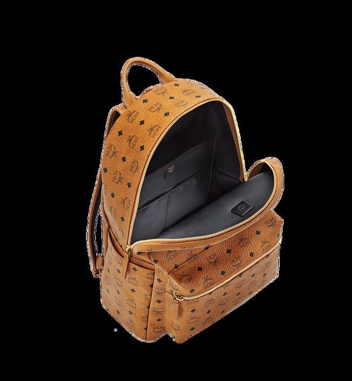MCM Stark Classic Backpack in Visetos MMK6SVE29CO001 AlternateView5