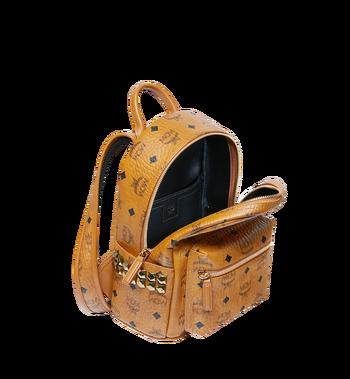 MCM Stark Side Studs Backpack in Visetos MMK6SVE41CO001 AlternateView5