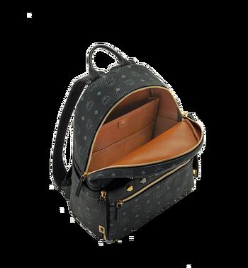 MCM Dual Stark Backpack in Visetos MMK6SVE79BK001 AlternateView5