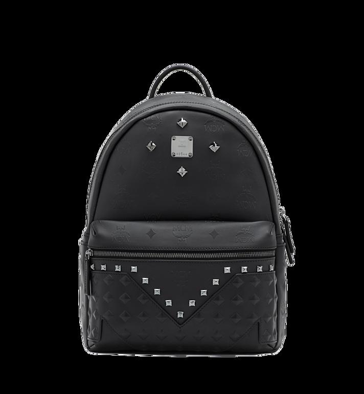 MCM Stark Studs Backpack in Odeon MMK6SXO23BK001 AlternateView