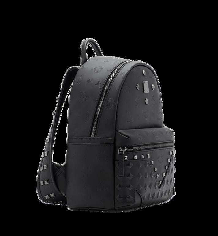 MCM Stark Studs Backpack in Odeon MMK6SXO23BK001 AlternateView2