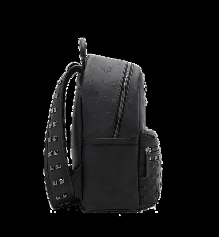 MCM Stark Studs Backpack in Odeon MMK6SXO23BK001 AlternateView3