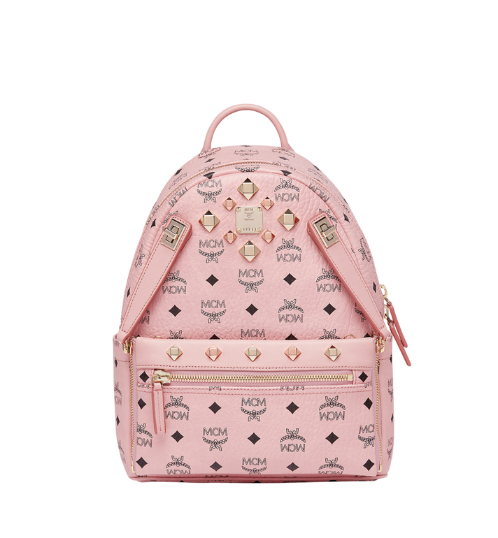 MCM Dual Stark Rucksack in Visetos MMK7AVE80PZ001 AlternateView1