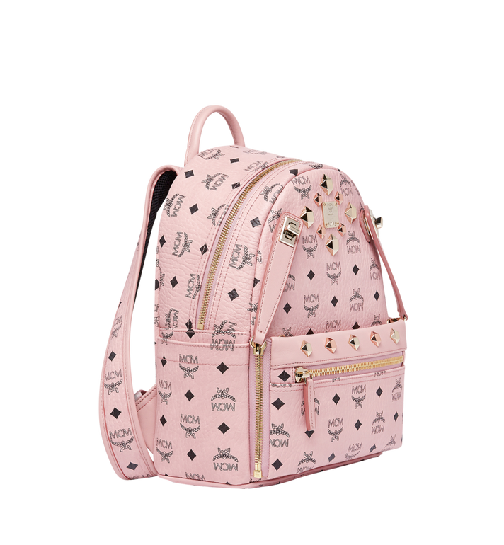 MCM Dual Stark Rucksack in Visetos MMK7AVE80PZ001 AlternateView2