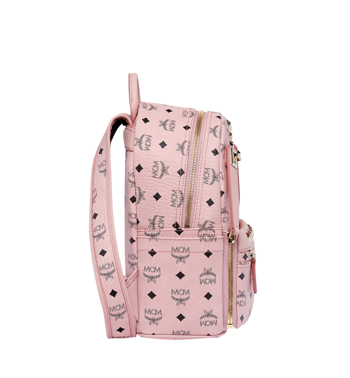 MCM Dual Stark Rucksack in Visetos MMK7AVE80PZ001 AlternateView3