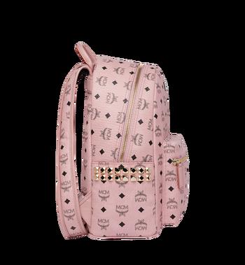MCM Stark Side Studs Backpack in Visetos MMK7AVE99PZ001 AlternateView3