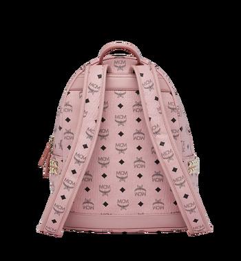 MCM Stark Side Studs Backpack in Visetos MMK7AVE99PZ001 AlternateView4
