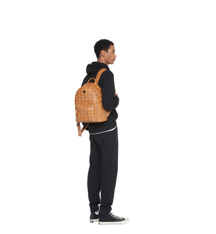 MCM STARK RUCKSACK IN GUNTA M STUDS VISETOS MMK8AVE89CO001 AlternateView7