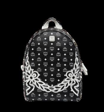 MCM Dietrich Laurel Backpack in Visetos MMK8SDI05BV001 AlternateView