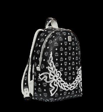MCM Dietrich Laurel Backpack in Visetos MMK8SDI05BV001 AlternateView2
