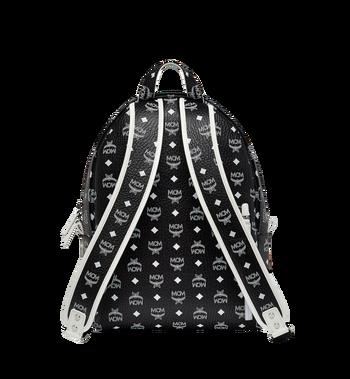 MCM Dietrich Laurel Backpack in Visetos MMK8SDI05BV001 AlternateView4