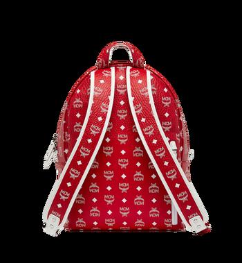 MCM Dietrich Laurel Backpack in Visetos MMK8SDI05RV001 AlternateView4