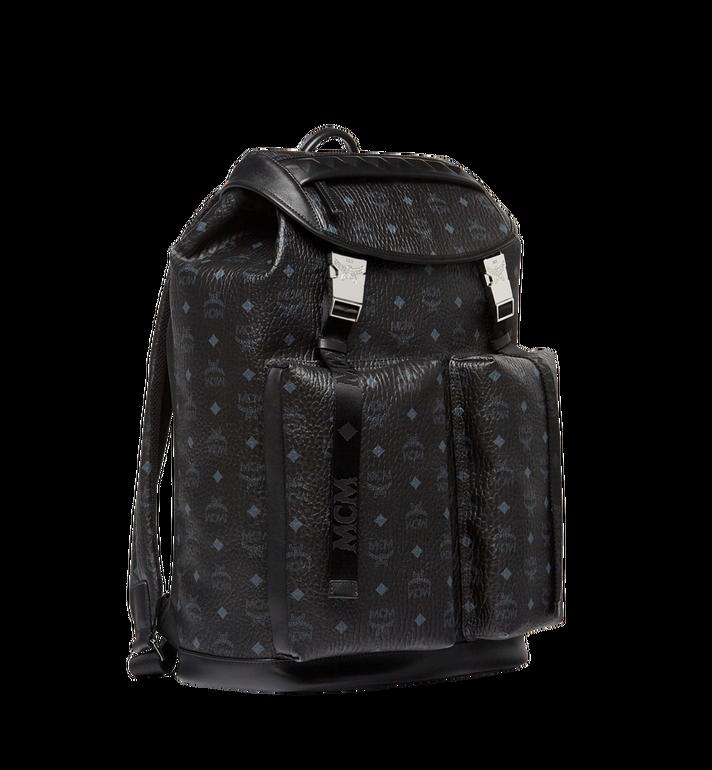 MCM Kreuzberg Backpack in Visetos MMK8SGE01BK001 AlternateView2