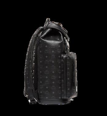MCM Kreuzberg Backpack in Visetos MMK8SGE01BK001 AlternateView3