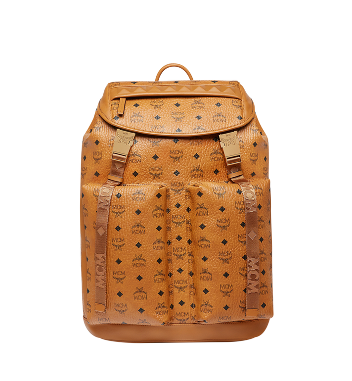MCM Kreuzberg Backpack in Visetos MMK8SGE01CO001 AlternateView
