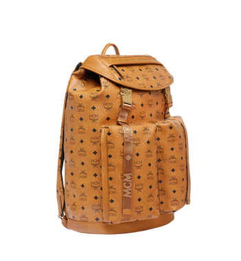 MCM Kreuzberg Backpack in Visetos MMK8SGE01CO001 AlternateView2