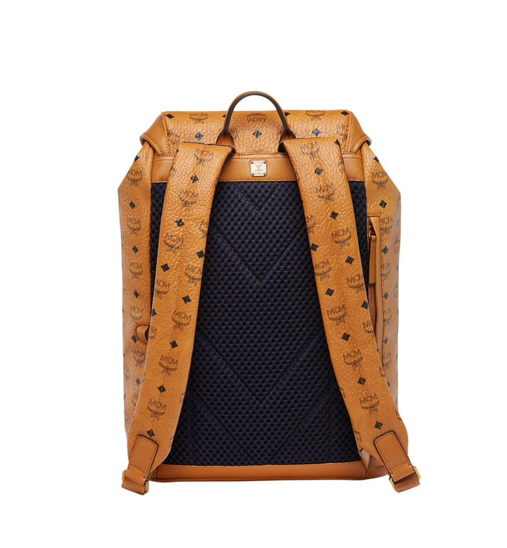 MCM Kreuzberg Backpack in Visetos MMK8SGE01CO001 AlternateView4