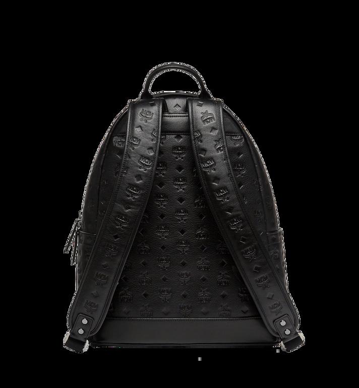 MCM Stark Backpack in Monogram Leather MMK8SOT43BK001 AlternateView4