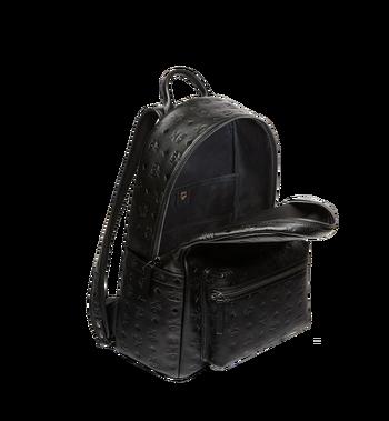 MCM Stark Backpack in Monogram Leather MMK8SOT43BK001 AlternateView5