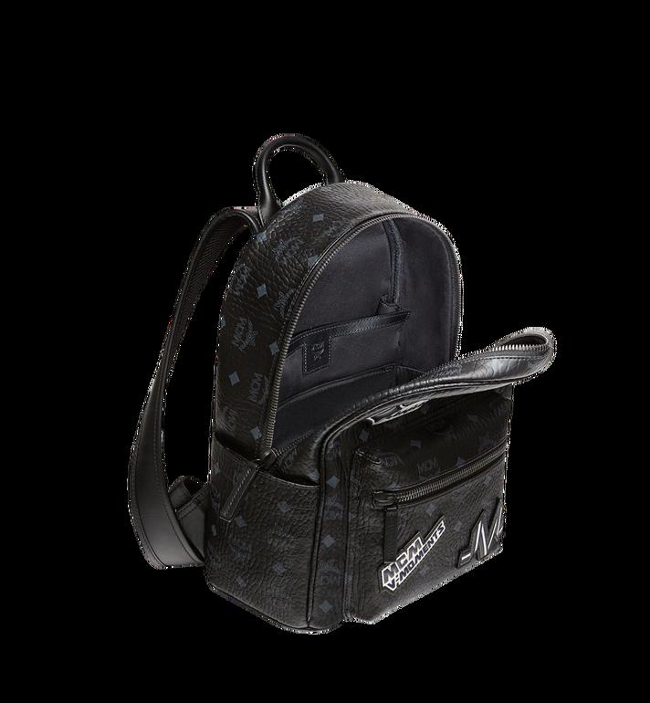 MCM Stark Backpack in Victory Patch Visetos MMK8SVE35BK001 AlternateView5