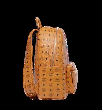 MCM Stark Chevron Stripe Backpack in Visetos MMK8SVE45CO001 AlternateView3