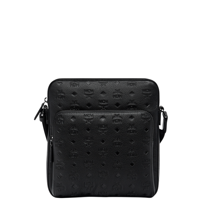 MCM Ottomar Messenger in Monogram Leather AlternateView1
