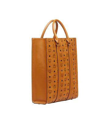 MCM Ottomar Tote in Visetos MMT8SOT46CO001 AlternateView2