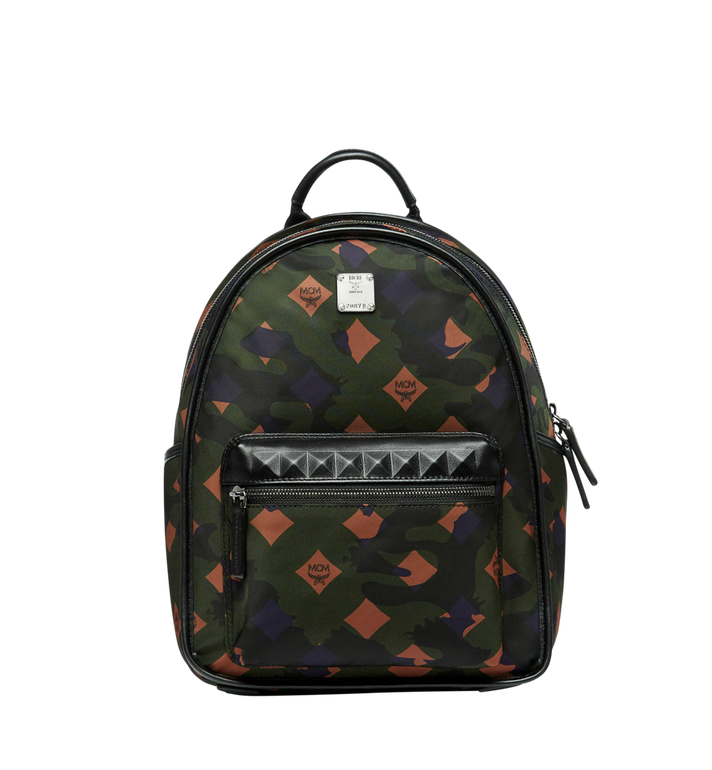 MCM Dieter Backpack in Munich Lion Camo Nylon MUK7ADT02GX001 AlternateView